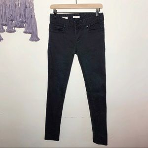 Silence + noise • skinny twig jeans 26 dark gray